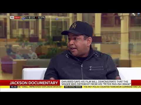 Sky News : Michael Jackson's nephew Taj defends his uncle...