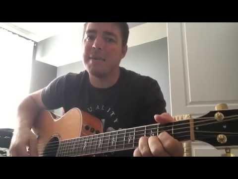 Bas Gotten Good at Goode  George Strait Beginner Guitar Lesson