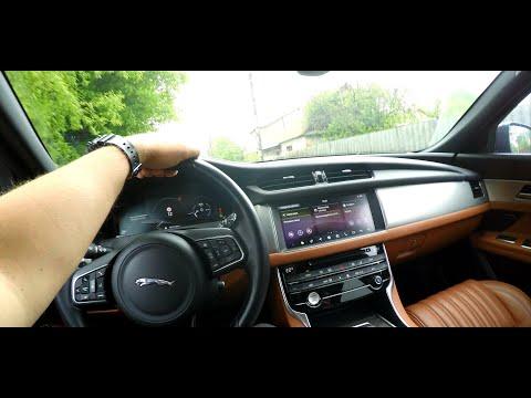 Jaguar XF X260 от первого лица рассказ об опциях автомобиля (Часть 2)