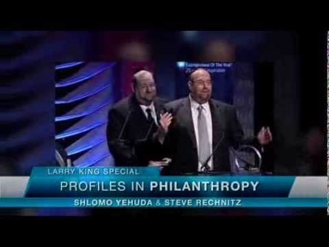A Surprise Tribute To Shlomo Rechnitz By The Eagle & Badge Foundation