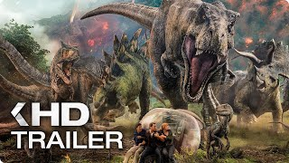 JURASSIC WORLD 2 First 10 Minutes Preview (2018)