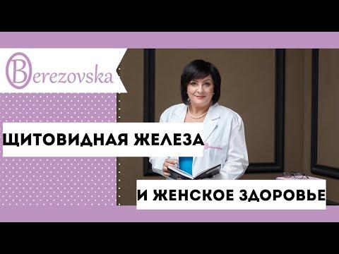Щитовидная железа и женское здоровье - Др. Елена Березовская