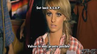 Alexandra Stan - Get Back (A.S.A.P.) HD Official Video Subtitulado Español English Lyrics