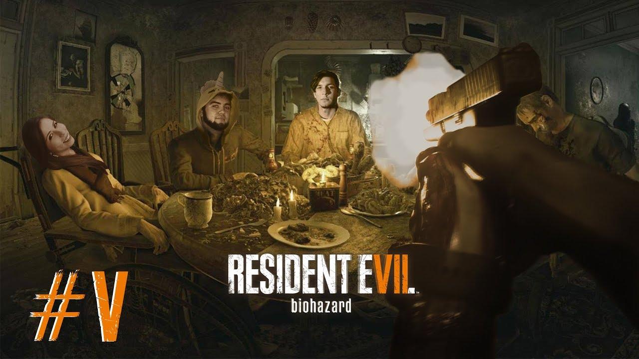 Секс resident evil5