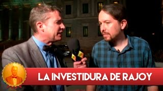 Wolfgang Maier a Pablo Iglesias: