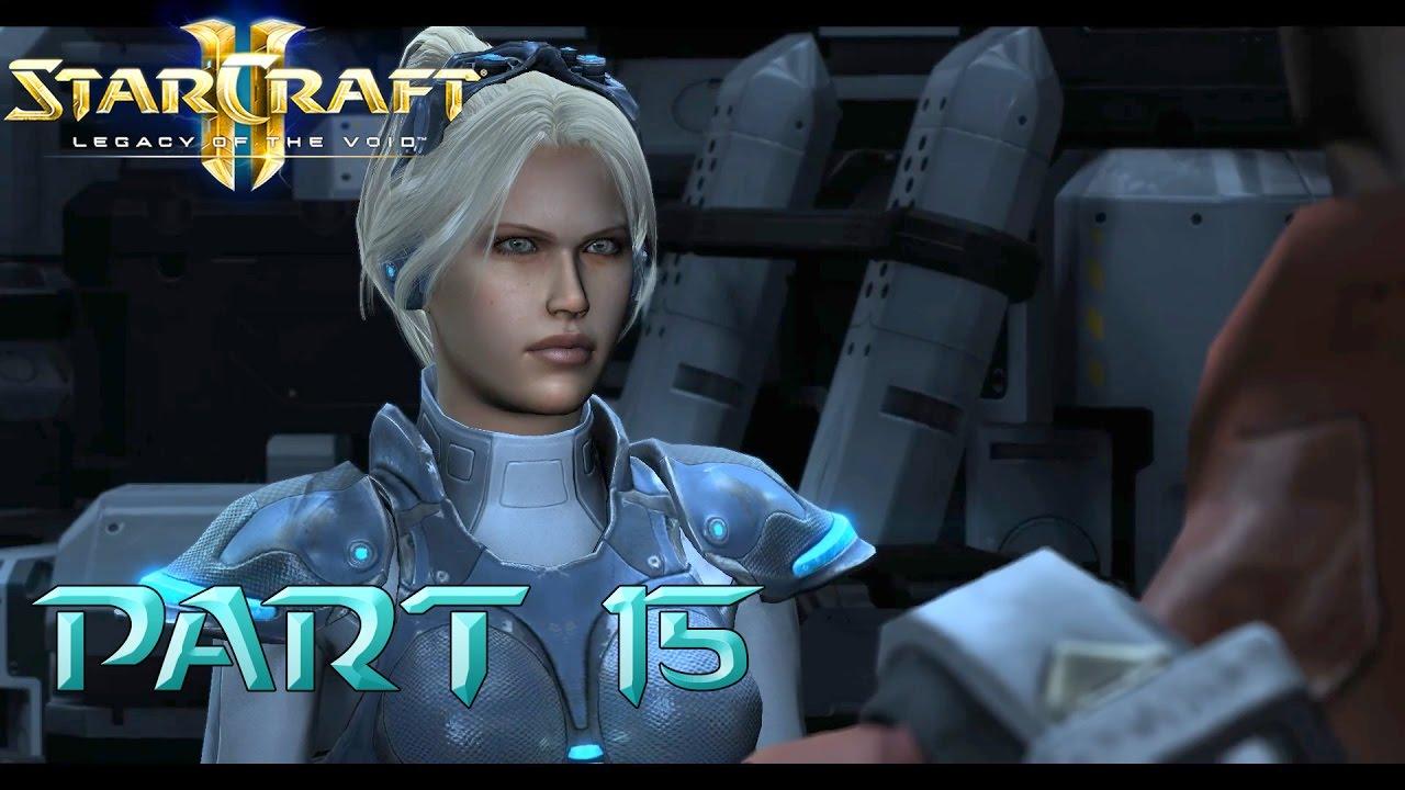Starcraft 2 Ende