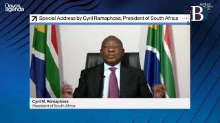 President Ramaphosa blasts rich countries for 'vaccine hoarding'