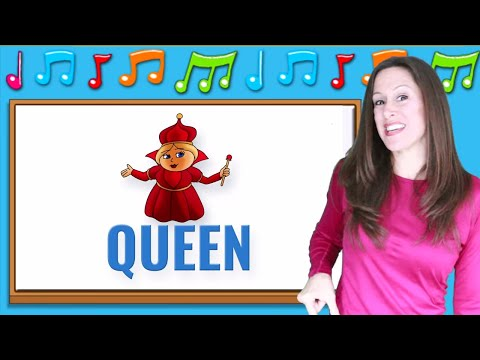 Phonics   The Letter Q   Signing for Babies ASL   Letter Sounds Q   Patty Shukla