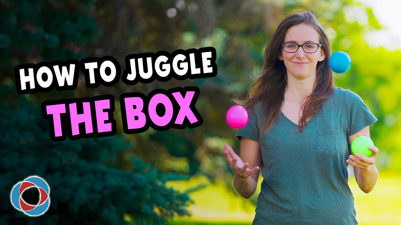 Learn to juggle THE BOX - Juggling Tutorial