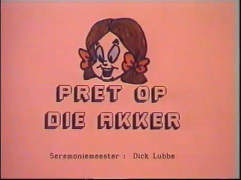 VREDENBURG. Pret op die Akker (Akkerdyk-konsert), Vrydag 3 Mei 1996