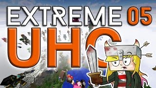 EXTREME UHC | OUTSIDE AT NIGHT! | Episode 05