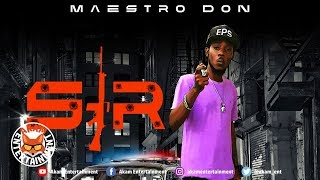 Maestro Don - S.L.R - May 2019