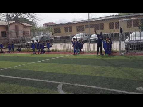 Astros football academy training Ghana 70