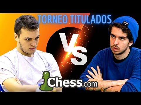GM Alan Pichot vs GM Gascón   Sistema Londres   Ajedrez Comentado   Torneo Chess.com