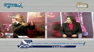 IDECA TV (Diálogos 72): Enfoques para la prevención de la violencia / Referéndum 2018