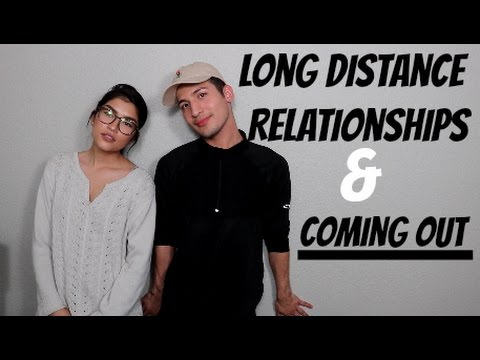 Long Distance Relationship + Coming Out