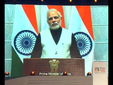 PM Modi Inaugurates Youth for Digital India Even in Rohtak via Video Conferencing