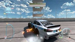 Nascar 2013 The Game Crashes Compilation (HD)