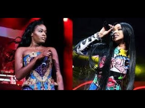 Azealia Banks clowns Cardi B, says she's too fat to be a model