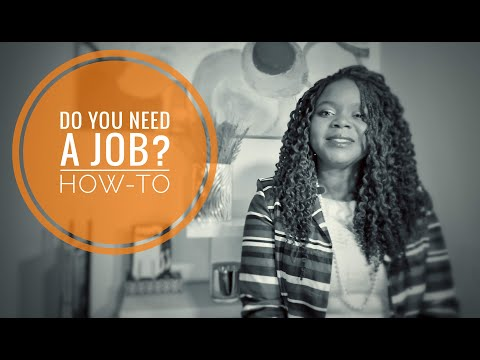 Looking for a Job? 3 WAYS TO FIND A JOB IN CANADA |  FINDING FIT with Dorin