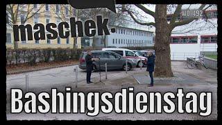 Maschek – Bashingsdienstag