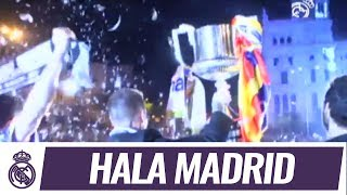 BEHIND THE SCENES: Copa del Rey Final 2014 Barcelona-Real Madrid