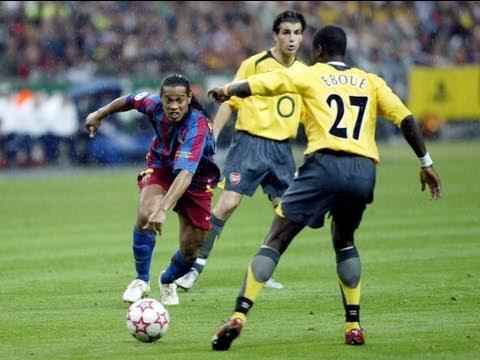 🏆 CHAMPIONS LEAGUE FINAL 2006   BARÇA 2-1 ARSENAL   HIGHLIGHTS