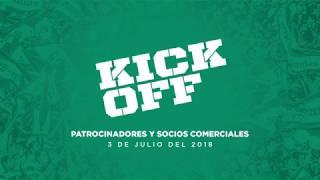 embeded bvideo Kick Off 2018 - Reunión Anual de Patrocinadores