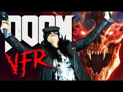 DOOM VFR Walkthrough Part 1 - Virtual F*cking Teleportation