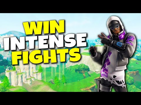 How To Win Intense Fights In Fortnite | Become John Wick