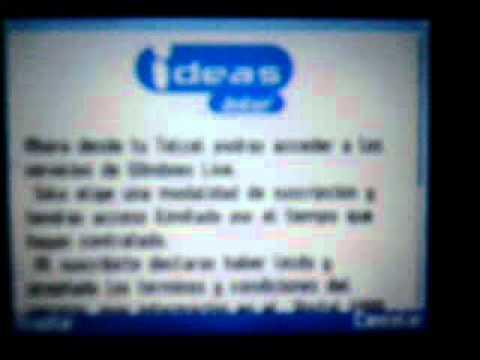 Windows Live Messenger internet gratis en ot-802a