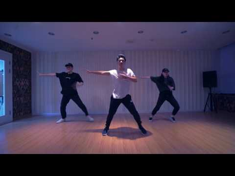BJ The Chicago Kid-Roses/ Choreography / JBdance / Haesung