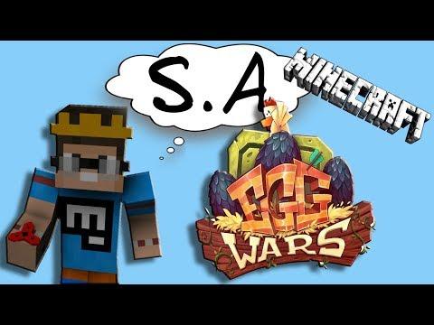 S.A BEN GELDİM | Minecraft Egg Wars