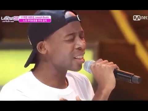 WOW!!!! Orang Afrika Ini Diremehkan Tak Mampu Bernyanyi Bahasa Korea, Tapi Ternyata...