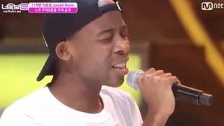 Download Video WOW!!!! Orang Afrika Ini Diremehkan Tak Mampu Bernyanyi Bahasa Korea, Tapi Ternyata... MP3 3GP MP4