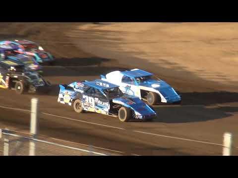 IMCA Sport Mod Heats Independence Motor Speedway 8/12/17
