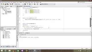 Tutorial Java Netbeans #14 -  Metodos de una Clase Java