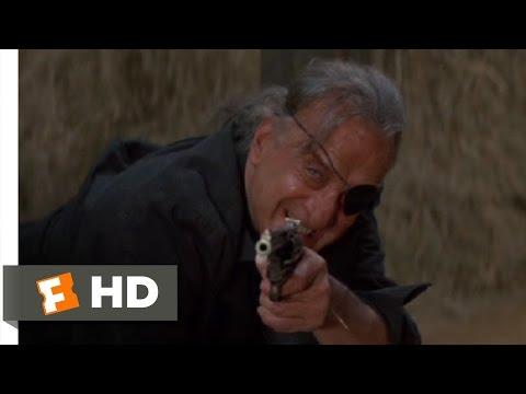 Firestarter (9/10) Movie CLIP - Showdown at the Barn (1984) HD
