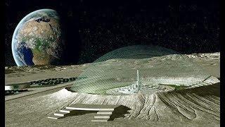 Обнаружена инопланетная база на Луне
