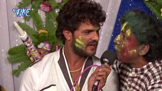 Superhit खेसारी लाल होली गीत 2017 - Khesari Lal - बहीन छिनरा देवरा - Bhojpuri  Holi Songs