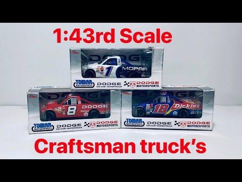 Racing Champion's 1:43rd 2003 Craftsman Trucks
