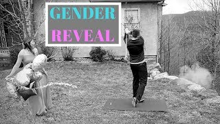 Gender Reveal | Baby #2 | Pink or Blue?