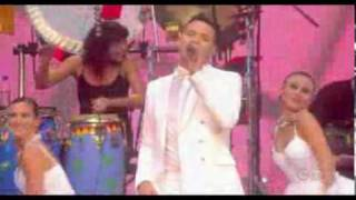 Will Young - Switch it on (Concert for Diana 2007) - Live