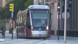 Streetcar Video from Zaragoza, Spain