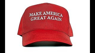 Hat Crimes- Why The Media Is Vilifying The MAGA Hat.