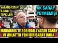 Erdoğan için yaptırılan 300 odalı yazlık ve yeni külliyeyi sorduk, ŞOK eden cevaplar aldık!