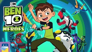 Ben 10 Heroes: iOS / Android Gameplay Walkthrough Part 1 (by Epic Story Interactive Inc.)