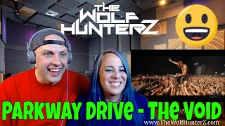Parkway Drive - The Void (Live at Wacken) THE WOLF HUNTERZ Reactions
