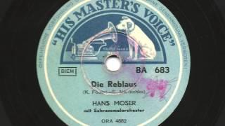 Hans Moser - Die Reblaus