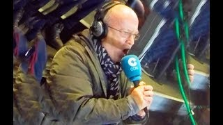 Barcelona 3-0 Chelsea | Así lo narró Manolo Oliveros en Tiempo de Juego | COPE